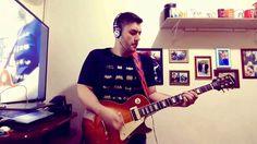 Filho do Deus vivo Nivea Soares Guitarra Cover