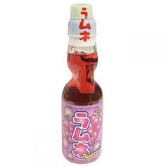 Ramune Soda Grape, 6.6 fl oz