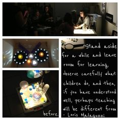 Reggio inspired professional learning - join us for another session Fall 2013 (created by Inquiry Based Learning, Early Learning, Kids Learning, Reggio Emilia Approach, Teaching Philosophy, Reggio Classroom, 21st Century Learning, Helping Children, Young Children