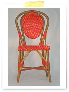 Best Rattan Bistro Chairs 2008: High & Low Email from 4.22.08 | Apartment Therapy