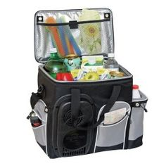 Starting with our flagship product line of 12V portable thermoelectric cooler, today we have expanded to manufacture, a wide range of consumer items. Koolatron products are marketed worldwide. This koolatron D25 Soft Bag Cooler can be taken anywhere! Such as in a car, picnic sites, hotels, office, etc. For even more convenience it plugs in  http://mycampinggear.optionsat.com