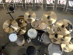 Pearl Drums....I think I'm in love!!!!!