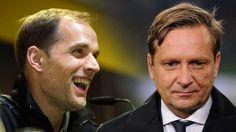 Manager Horst Heldt bestätigt vorm Derby: Schalke wollte Thomas Tuchel http://www.bild.de/sport/fussball/horst-heldt/schalke-wollte-tuchel-43307778.bild.html