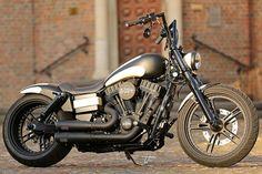 Personal Bike von Beate Bergerforth - Harley-Davidson Dyna Street Bob by Thunderbike