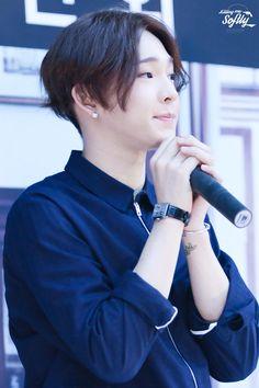 2014: Nam Taehyun WINNER Myeongdong Fansign