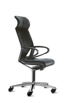 Designer Bürostuhl hnn home qualität designer bürostuhl schwenkbar leder fürs bü