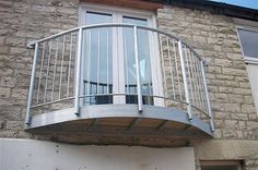 wrought iron juliette balcony - Google Search