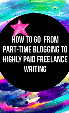 Discover the five steps that you can take to tom part-time blogging to highly paid freelance writing - and how you can get your very first client this week!