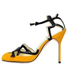 is it Keith or Manolo (Blahnik)? Shoes Too Big, Yellow Shoes, Shoe Closet, Manolo Blahnik, Sandals, My Style, Boots, Natural Stones, Outfits
