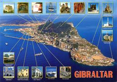 Gibraltar...edge of the ancient world. www.welcometomyhome.glogspot.com