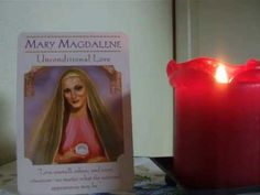 """Unconditional Love"" Mary Magdalene - Meditation - Maria Magdalena Praptiwi - Google+"