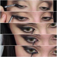 Celebrity Makeup: How To Do Mila Kunis Makeup. The best tutorial on how to look like her. Beauty Looks and Makeup Transformation. | Makeup Tutorials http://makeuptutorials.com/makeup-tutorials-how-to-do-mila-kunis-makeup/