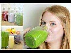 Wie macht man einen Smoothie aus Kohl und Karotten gegen Angst? - YouTube