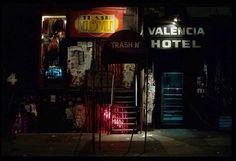 valencia hotel, st. mark's place, 1980 • michael sean edwards