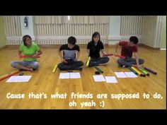 ▶ Bruno Mars - Count On Me (Boom Whackers) - YouTube