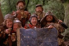 Time Bandits, Terry Gilliam..another childhood movie favorite