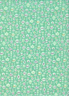 Liberty - Suzy Elizabeth Patchwork Fabric, Suzy, Liberty, Lawn, Seasons, Spring, Summer, Political Freedom, Summer Time