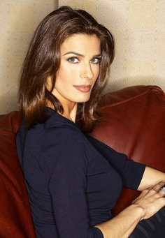 "Kristian Alfonso (""Days of Our Lives""), Pretty Lady and just as pretty in person even more beautiful and nice"