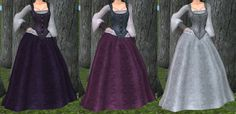 3 Recolors of Red Riding Hood's gown: http://www.medievalsims.com/forums/viewtopic.php?f=225&t=4417&hilit=Once+Upon+a+Time