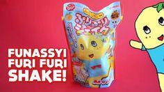 Funassyi Furi-Furi Shake DIY