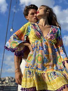 Ibiza Fashion, Bohemian, Dresses, Style, Vestidos, Swag, Dress, Gown, Boho
