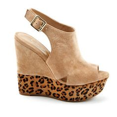 Claye wedge by Jessica Simpson. Love.