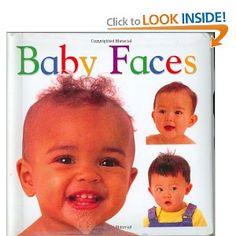 Baby Faces: DK Publishing: 9780789436504: Amazon.com: Books