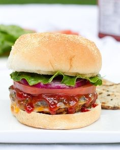 5 Meatless Burgers - Will have to make these and see if they're any good.