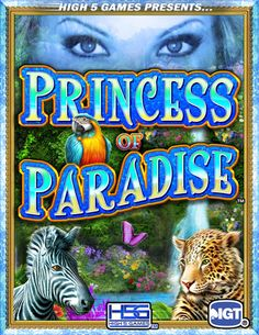 Princess of Paradise - Slot Game by H5G
