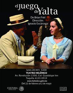 El Juego de Yalta Obra de Teatro en el Helénico
