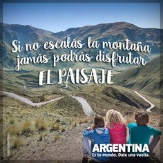 Mountains, Nature, The World, Frases, Tourism, Buenos Aires Argentina, Places, Art, Pictures