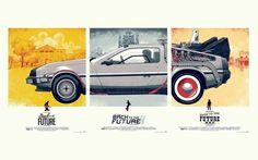 Back To The Future | 38inch x 24inch | Silk Printing Affiche de Soie Poster 009: Amazon.fr: Cuisine & Maison
