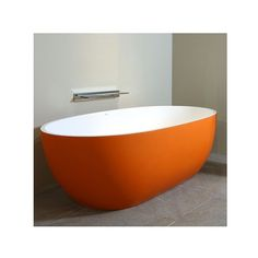 Aquamass Stone One Color Touch Tub (1.051.135 RUB) ❤ liked on Polyvore featuring home, home improvement and plumbing
