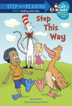 Step This Way (Dr. Seuss/Cat in the Hat) by Tish Rabe, Click to Start Reading eBook, Step into reading with the Cat in the Hat in this leveled reader all about different kinds of animal