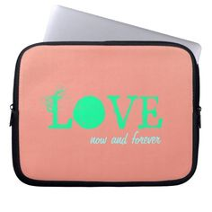 Love now and forever Laptop Sleeve
