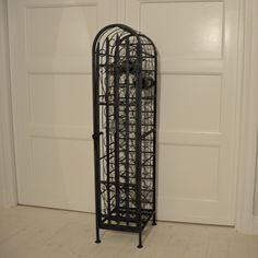 Läckert vinställ i metall Arch, Outdoor Structures, Room, Furniture, Vintage, Home Decor, Metal, Bedroom, Longbow