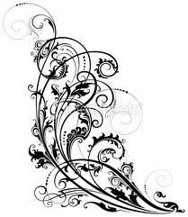 Definitely getting lace and filigree in my tattoo: