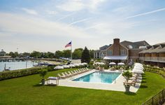 Baron's Cove is Back: Inside The Sag Harbor Resort's Magical Makeover   - TownandCountryMag.com
