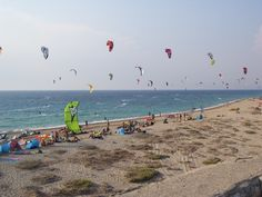 kitesurfing @ Lefkada Homeland, Greece, Surfing, In This Moment, Nature, Fun, Greece Country, Naturaleza, Surf