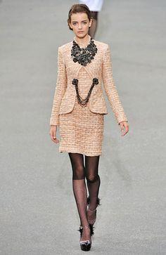 Αποτέλεσμα εικόνας για women dress chanel