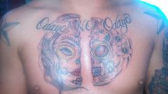 """SIC Tattooing LLC Done by Chris Dry """"Mr. UnFadeable"""""""