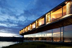 Galeria - Hotel Refugia / Mobil Arquitectos - © Nico Saieh