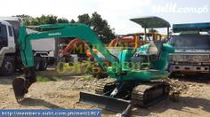 For Sale Japan Surplus Hydraulic Excavator for Sale Make & Model: Komatsu Engine: Komatsu Bucket Capacity: Contact: Location: Universal Fortune Trading Address: UN Avenue National Highway Mandaue City 6014 Excavator For Sale, Mini Excavator, Hydraulic Excavator, Tractors, Philippines, Engineering, Bucket, Buy And Sell, Japan