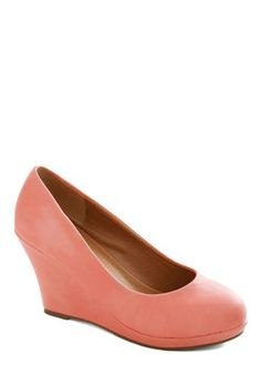 $32.99 You Mean Business Wedge, #ModCloth