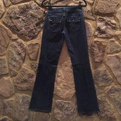 GAP curvy fit jeans- boot cut, slight flare GAP curvy fit jeans- boot cut, possibly a flare, size 2 long- excellent condition GAP Jeans Boot Cut