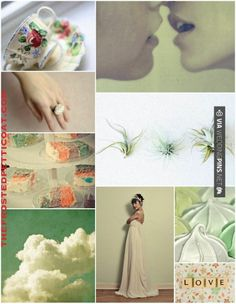 Sweet - The Mint Between | CHECK OUT MORE GREAT GREEN WEDDING IDEAS AT WEDDINGPINS.NET | #weddings #greenwedding #green #thecolorgreen #events #forweddings #ilovegreen #emerald #spring #bright #pure #love #romance