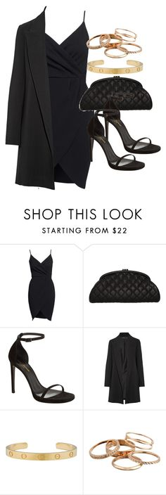 """""""Style #11521"""" by vany-alvarado ❤ liked on Polyvore featuring Chanel, Yves Saint Laurent, The Row and Kendra Scott"""