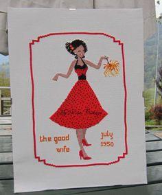 The Good Wife: July 1950 di myrosescottage su Etsy