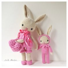 Mesmerizing Crochet an Amigurumi Rabbit Ideas. Lovely Crochet an Amigurumi Rabbit Ideas. Crochet Amigurumi, Amigurumi Doll, Amigurumi Patterns, Crochet Dolls, Crochet Patterns, Crochet Hats, Love Crochet, Diy Crochet, Rabbit Crafts