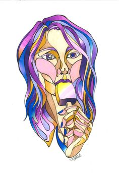 """I Want Candy!"" by Pilar Sicilia"